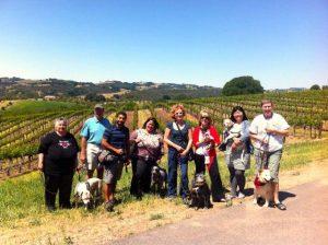 SLO Dog Press Trip