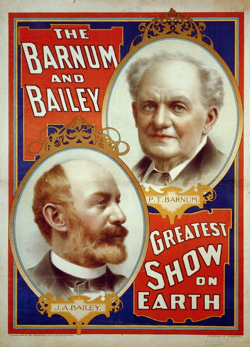 Marketing Lessons from PT Barnum