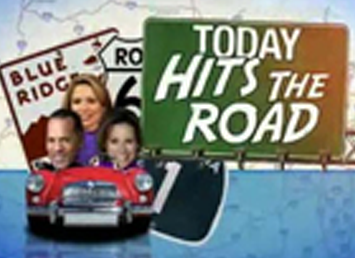 "NBC's Today Show: ""California Cruising – Highway 1"" – Featuring the State of California"