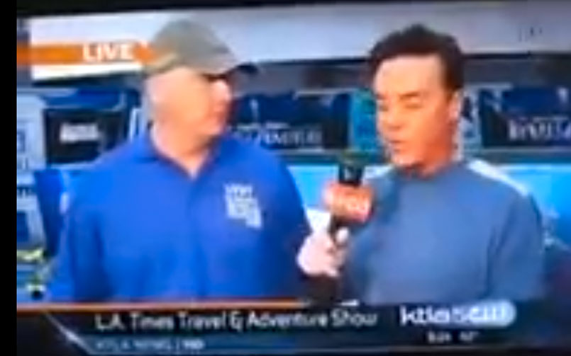 KTLA Morning News: Featuring the LA Times Travel & Adventure Show