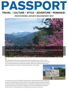 2018-01 Passport Magazine-Matthew Wexler-Walk Japan