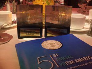 2x PRism Awards