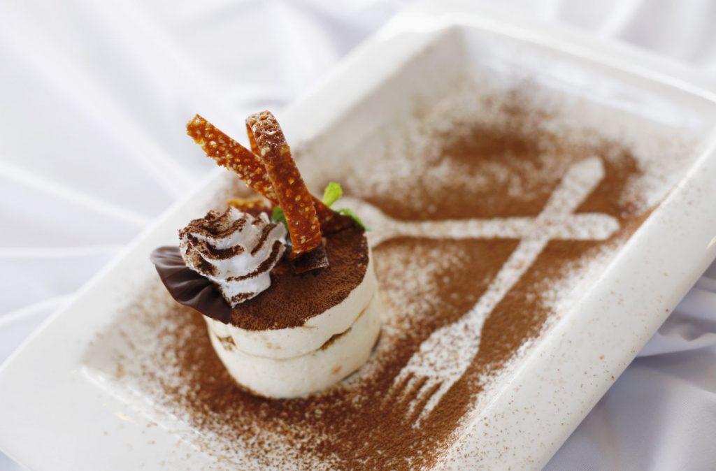 Tiramisu free dessert