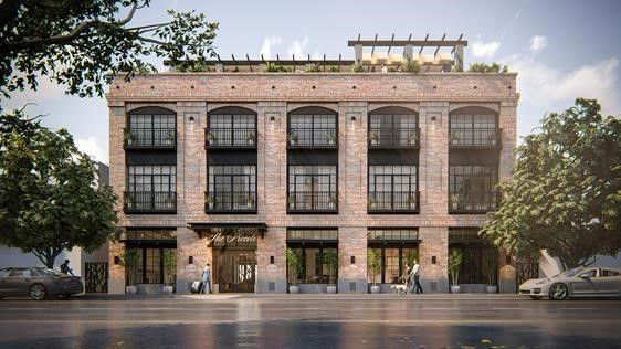 The Piccolo Paso Robles front facade