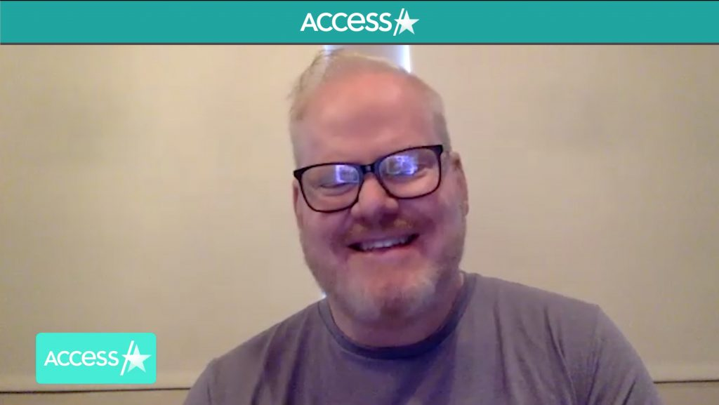 Access w Jim Gaffigan for Comedy Gives Back Laugh Aid