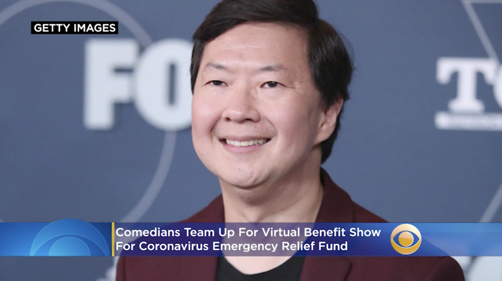 CBS Los Angeles Comedy Gives Back Laugh Aid