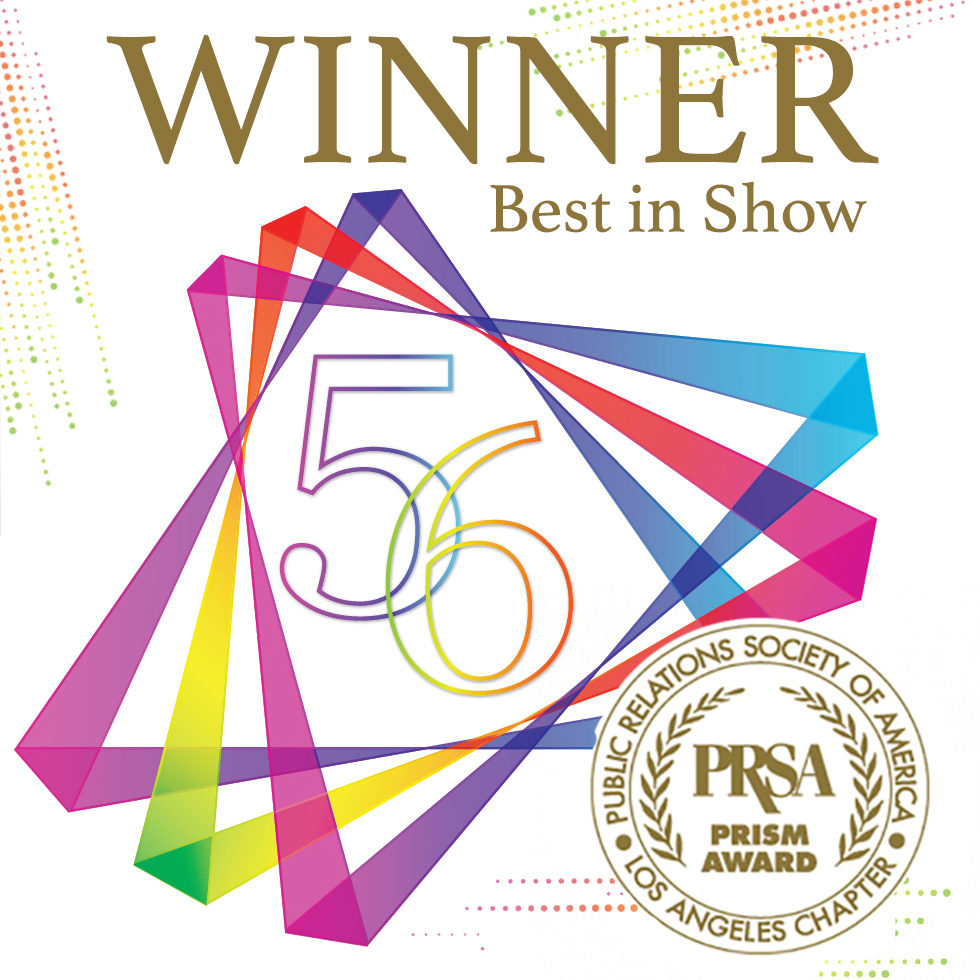 Black Ink PR wins 5 2020 Prism Awards and Best In Show Award